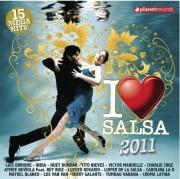 I LOVE SALSA 2011